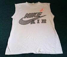Vintage 90s Bootleg Nike Air Sleeveless T Shirt Medium