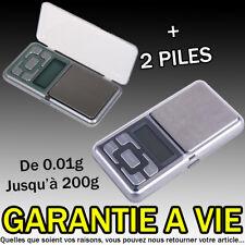 BALANCE ELECTRONIQUE DE PRECISION POCHE 0.01g 0.01 g gr à 200g 0,01g 0,01 gr