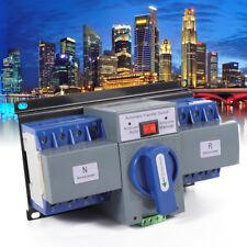 63A Dual Power Automatic Transfer Switch Cb Level M6 50Hz/60Hz Generator Usa