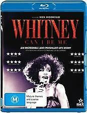 WHITNEY: CAN I BE ME BLU RAY - NEW & SEALED WHITNEY HOUSTON, BOBBY BROWN