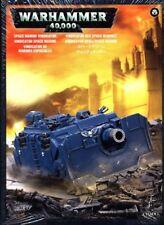 Space Marine Vindicator Warhammer 40K NIB Flipside