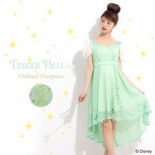 Secret Honey Fish Tail Dress One Piece Tinker Bell Fairy Disney