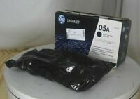 HP 05A Black LaserJet Toner Cartridge for P2035 / P2055 Printer