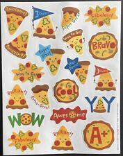 Scratch & Sniff Stickers - Eureka - Pizza - Good Scent!!