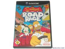## The Simpsons - Road Rage (Deutsch) Nintendo GameCube / GC Spiel - TOP ##