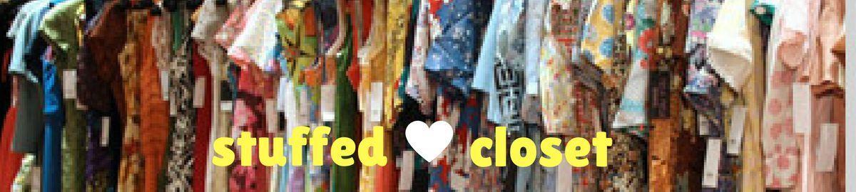 stuffed-closet  UPSCALE & UPCYCLED