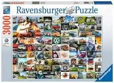 RAVENSBURGER*PUZZLE*3000 TEILE*99 BULLI MOMENTS*NEU+OVP