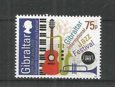 Festival de Jazz Internacional de Gibraltar 2012 SG, 1457 u/Mm N/H Lote 3758A