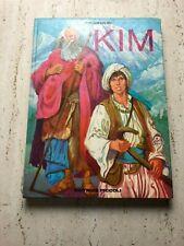 Kim di Rudyard Kipling Collana Perla Editrice Piccoli Milano