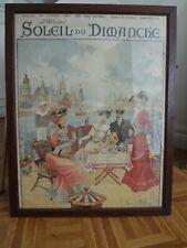 Maurice de Thoren - Exposition Paris - 1900 Soleil du Dimanche
