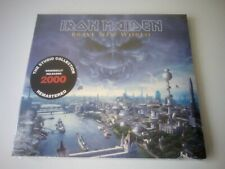 IRON MAIDEN -  BRAVE NEW WORLD STUDIO COLLECTION CD ALBUM NEW AND SEALED 2019