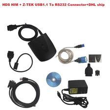 V3.102.004 HDS HIM Diagnostic Tool For Honda  +  Z-TEK USB1.1 To RS232 Connector