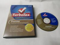 TurboTax 2009 Premier Federal & State Investments and Rental Property