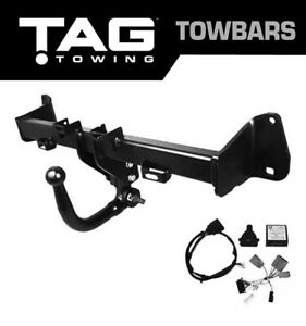 TAG Euro Towbar to suit Jaguar F-PACE (2016 - 2019) Towing Capacity: 2400kg
