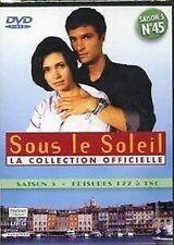 SOUS LE SOLEIL SAINT TROPEZ épisodes 177 à 180 Saison 5 DVD neuf sous blister !!