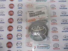 Genuine Toyota Yaris 2013> Alloy Wheel Centre Cap 42603-YY250