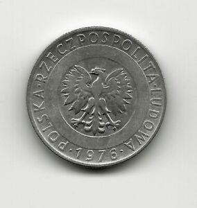 World Coins - Poland 20 Zlotych 1976 Coin Y# 67