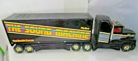 """1989 Nylint The Sound Machine Road Rumbler Express 25""""Semi truck Tractor Trailer"""