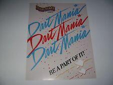 Pub Time II Plus 2 Darts Merit Ind. Arcade Original sales flyer brochure