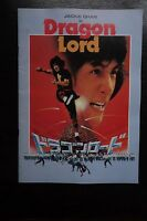 Dragon Strike Japanese Movie Program Pamphlet 1982