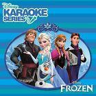 DISNEY'S FROZEN Disney Karaoke Series CD+G 2014 CD+Graphics,Lyric Book,16 tracks
