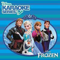 DISNEY'S FROZEN Disney Karaoke Series 2014 CD+Graphics,Lyric Book,16 Tracks