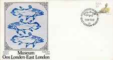 South Africa 1988 Seat London Museum Cover Unaddressed VGC