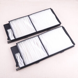 2x Cabin Air Filter Fit for Toyota Land Cruiser V8 4.7L Lexus LX470 V8 4.7L ti