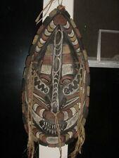 Huge Papua New Guinea House Mask