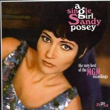 Sandy Posey - Single Girl: Very Best Of MGM Years [New CD] UK - Import