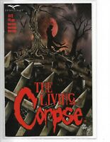 THE LIVING CORPSE #1 ZENESCOPE COMICS