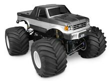 JConcepts 1989 Ford F-250 Clear Monster Truck Body Clod Buster JCO0302