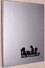 1978 St Francis de Sales High School Yearbook Annual Toledo Ohio OH - Accolade