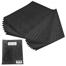 Free Post 20 Sheets Wet & Dry Paper Sand Paper Aluminium Oxide Sanding Sandpaper