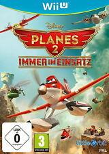 Planes 2 - Immer im Einsatz (Nintendo Wii U, 2014, DVD-Box)