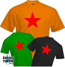 STAR -Stage - Soviet - Retro- Communist- Theory- Quality T Shirt - NEW