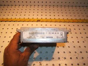 Mercedes R129 1995 SL320,W140 S320 Bosch ETS/PML ECU OEM 1 Computer,0155458232