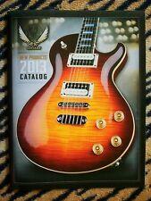 DEAN GUITAR CATALOG! DAVE MUSTAINE MICHAEL AMOTT SCHENKER RUSTY COOLEY USA Z +