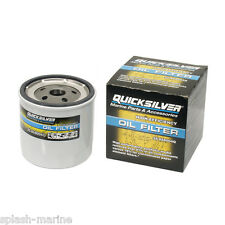 QUICKSILVER 35-858004Q HIGH PERFORMANCE OIL FILTER - MERCRUISER 3.0L MPI 4-Cyl
