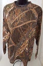 Shadow Branch NWOT Boys Girls Mossy Oak Branch Camo T Shirt Top Size XL 18 20