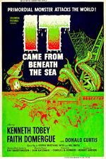 Canvas Sea Decorative Posters