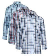 Champion Regular Collar Check Casual Shirts & Tops for Men