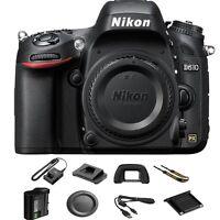 Nikon D610 Digital SLR Camera Body DSLR Body Brand New