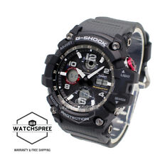 Casio G-shock MUDMASTER Tough Solar 200m Gsg-100-1a8 Gsg100-1a8 Mens Watch