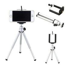 treppiede mini da tavolo universale in alluminio per smartphone foto GO PRO