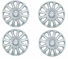 SET of 4 New Genuine FORD FIESTA MK7 2008 ON WHEEL TRIMS / COVERS / HUB CAPS 15""