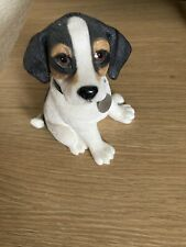 The Leonardo Collection Jack Russell Terrier 2000 Figure (Unboxed ) Approx 4� H