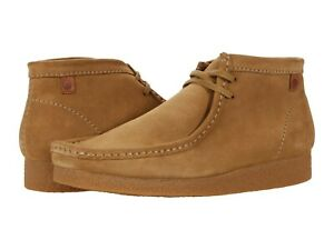 Men's Shoes Clarks SHACRE BOOT Casual Ankle Lace Ups 59438 DARK SAND