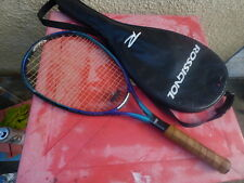 Tennis racket rossignol vtspower soft with cover