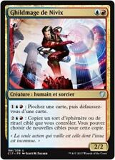 MTG Magic C17 - Nivix Guildmage/Ghildmage de Nivix, French/VF